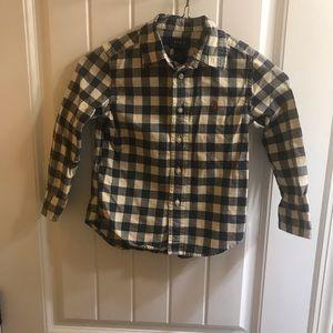 Boys 4T Polo long sleeve button up